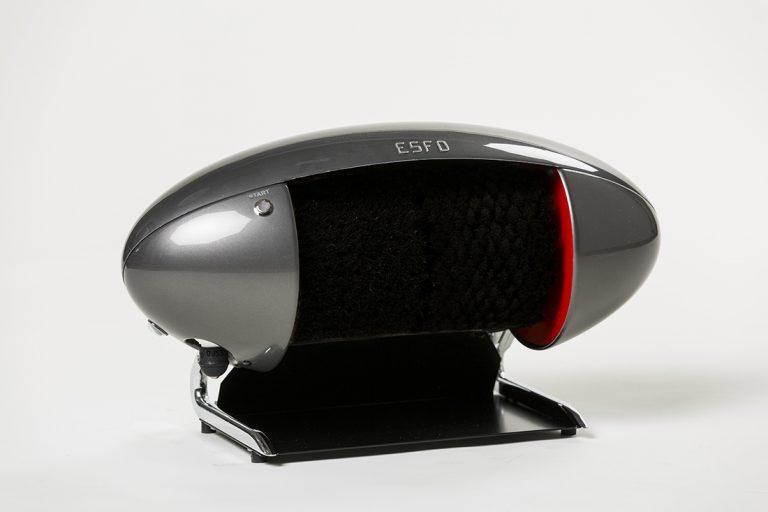 ShoeCare cipőtisztító gép grey_basic_left