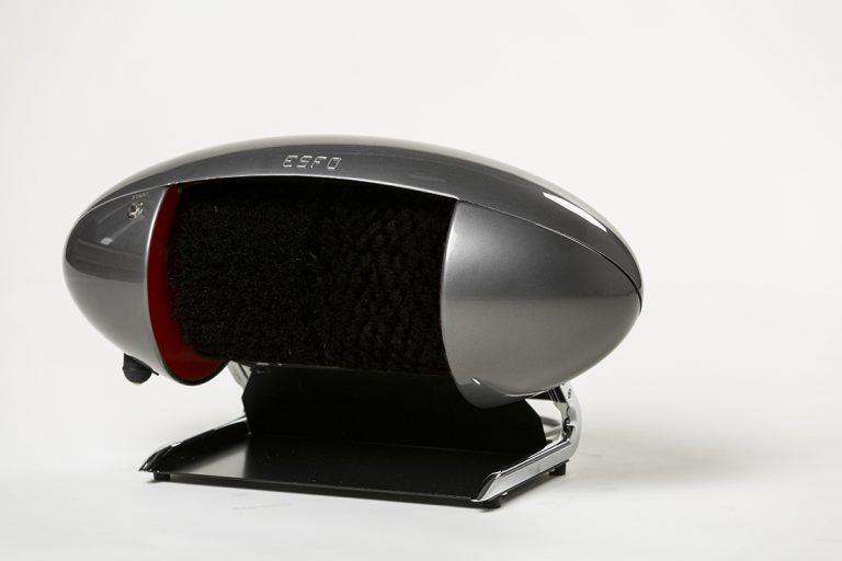 ShoeCare cipőtisztító gép grey_basic_right