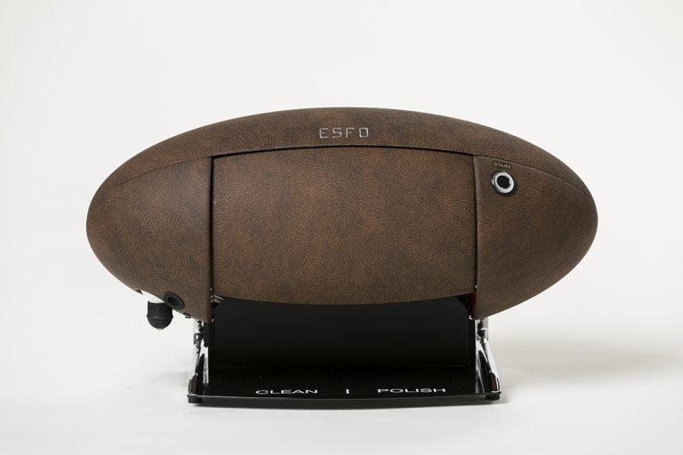 ShoeCare cipőtisztító gép leather_lux_closed_front