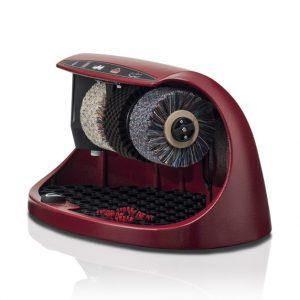 ShoeCare cipőtisztító gép Cosmo-bordeaux