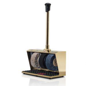 ShoeCare cipőtisztító gép Polifix-2-gold