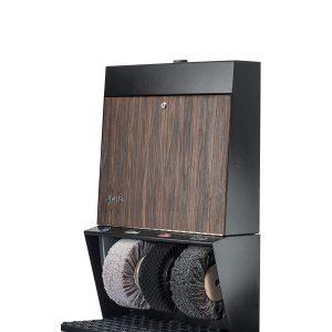 ShoeCare cipőtisztító gép Polifix 3 Palisander