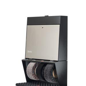ShoeCare cipőtisztító gép Polifix 3 V2A gebürstet