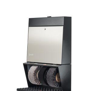 ShoeCare cipőtisztító gép Polifix 3 V2A geprägt