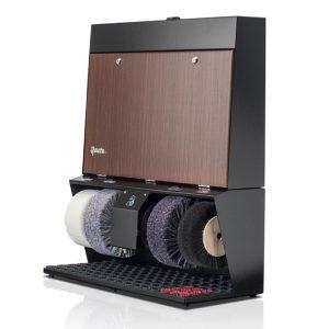 ShoeCare cipőtisztító gép Polifix-4-Super-Palisander