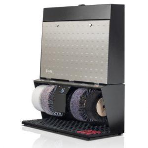 ShoeCare cipőtisztító gép Polifix-4-Super-Steel-Design